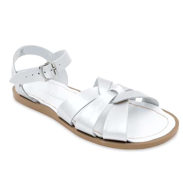 Salt Water Original Sandal | Silver (women's)