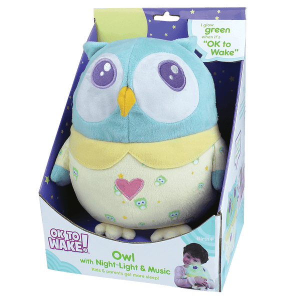 Mirari Ok To Wake | Owl Night - Light & Music