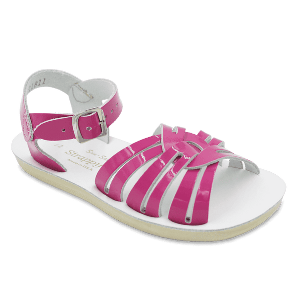 Sun-San Strappy Sandal | Fuschia (children's)