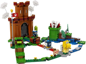 Lego | Super Mario ~ Guarded Fortress Expansion Set