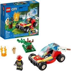 Lego City ~ Forest Fire