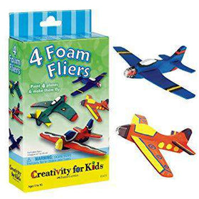 Creativity For Kids | 4 Foam Flyers