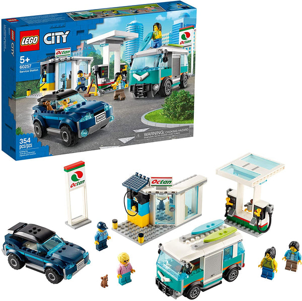 Lego | City ~ Service Station