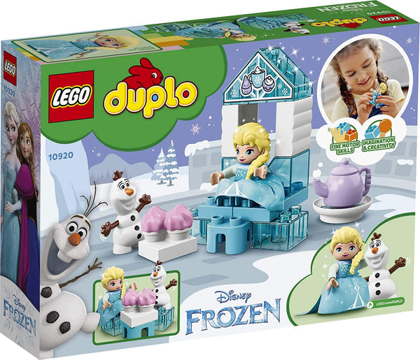 Lego | Duplo ~ Elsa and Olaf's Tea Party