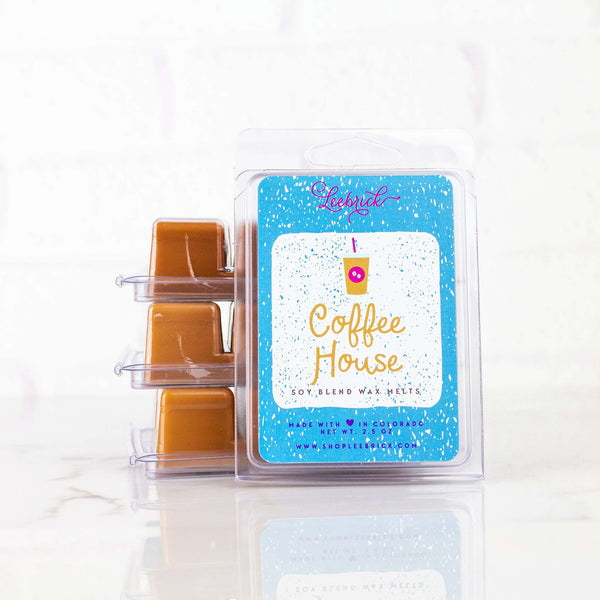 Leebrick - Coffee House Wax Melts