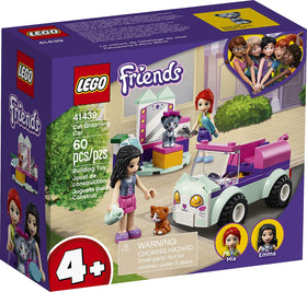 Lego | Friends - Cat Grooming Car