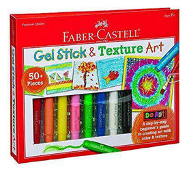 Faber - Castell | Do Art Gel Stick & Texture Art
