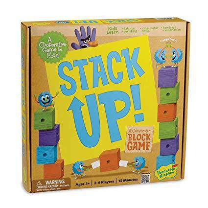 Peaceable Kingdom ~ Stack Up!