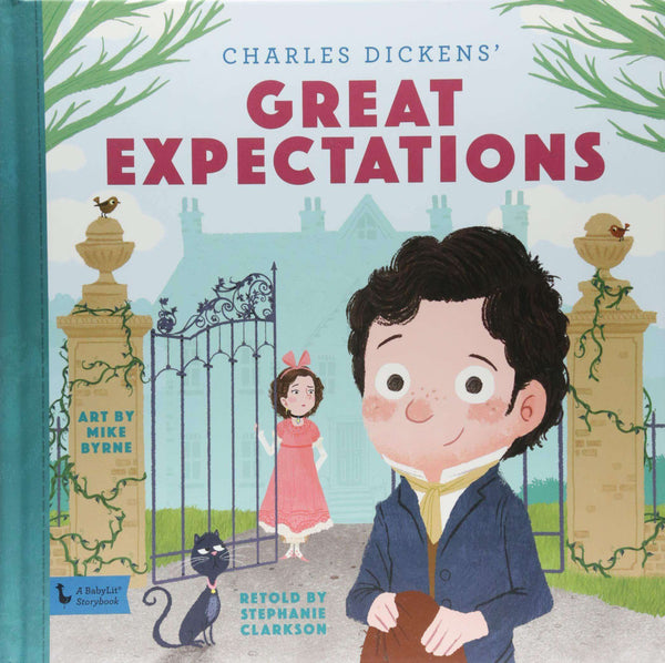 BabyLit Story Book | Great Expectations