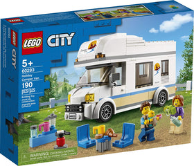 Lego City ~ Holiday Camper Van