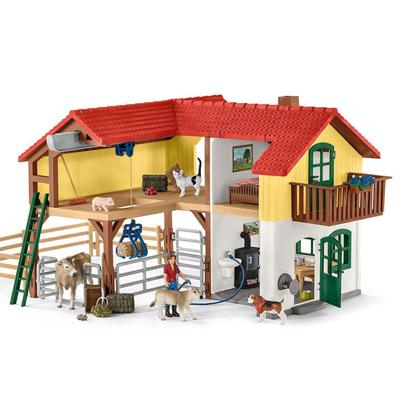 Schleich | Farm World ~ Large Farm House