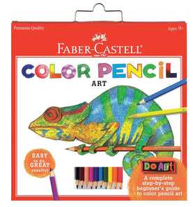 Faber - Castell | Color By Pencil Art