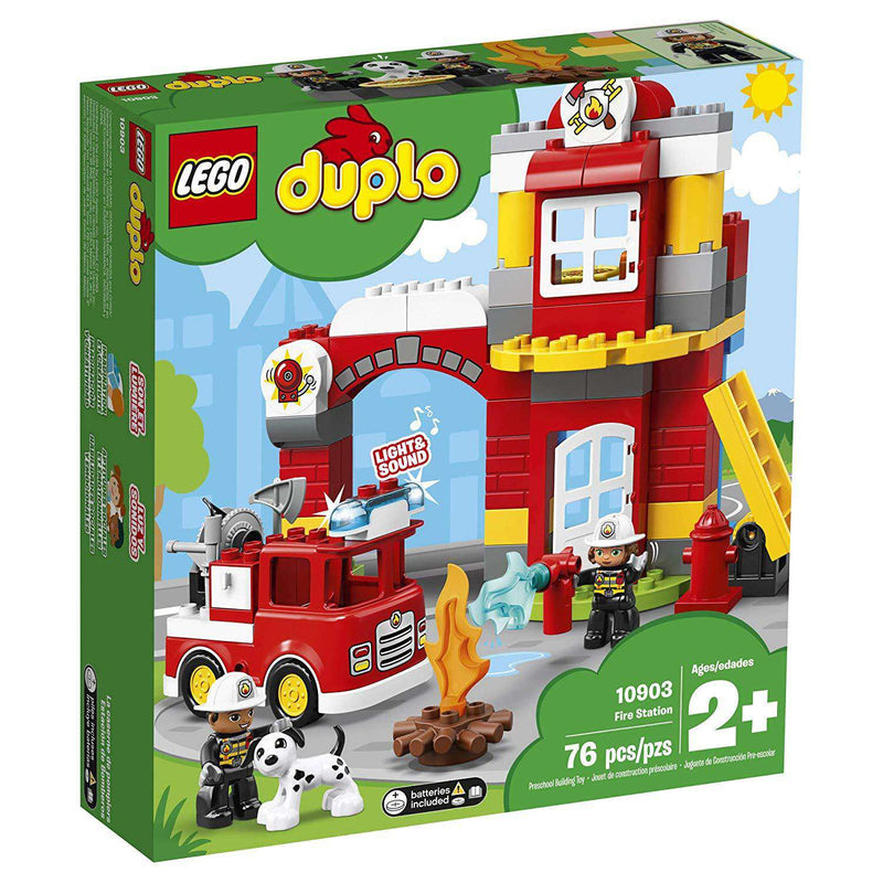 Lego  | Duplo ~ Fire Station