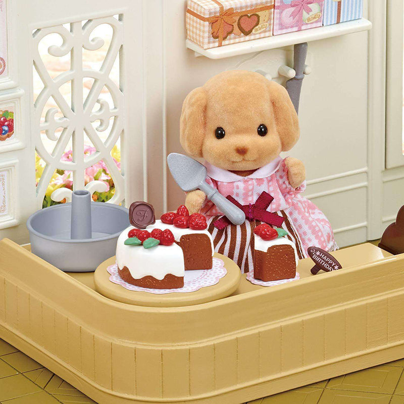 Calico Critters | Gift Sets ~ Cake Decorating Set