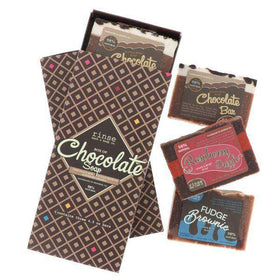 Rinse Bath Body Inc | Box Of Chocolate Soap 3 Pack