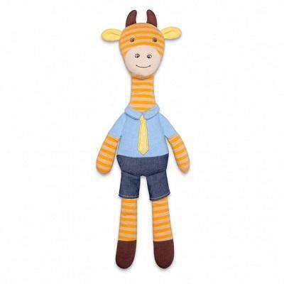 Apple Park Organic Farm Buddies Plush | George Giraffe