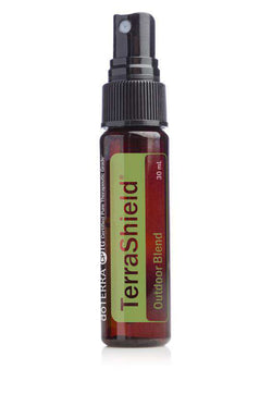 doTERRA Essential Oil Blend | TerraShield Outdoor Blend