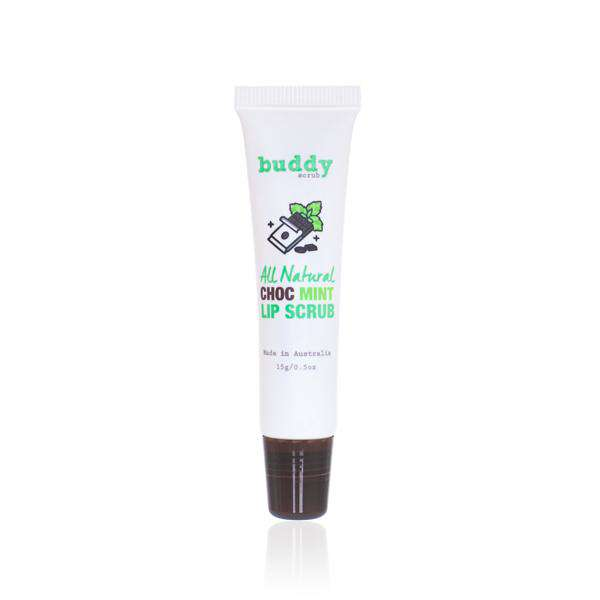 Buddy Scrub - Chocolate Mint Lip Scrub