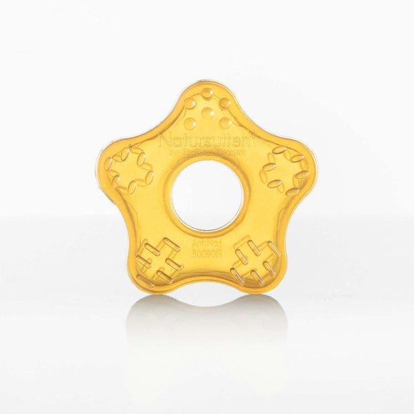 Natursutten ~ Teether Toy Star Amber