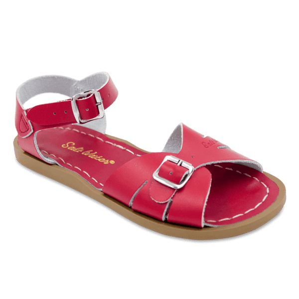 Salt Water Classic Sandal | Red (women's)