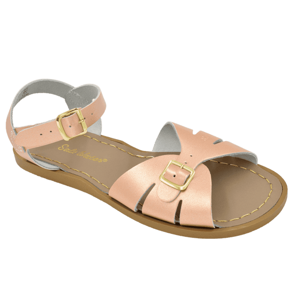 Salt Water Classic Sandal | Rose Gold (women's)