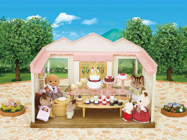 Calico Critters | Homes & Environments ~ Village Cake Shop