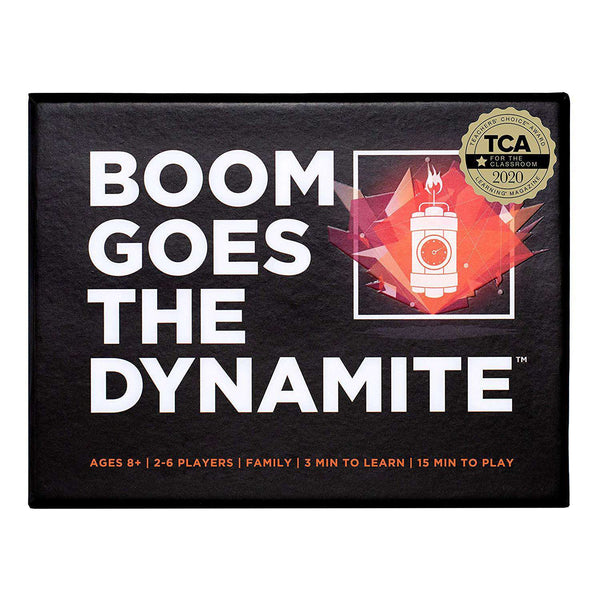 Ok 2 Win Card Games ~ Boom Goes The Dynamite