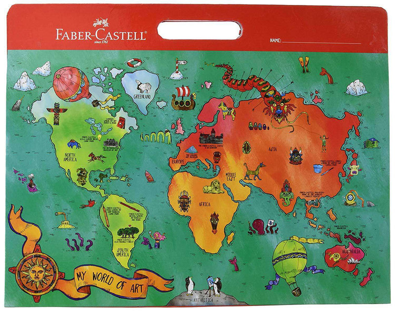 Faber - Castell | My World Of Art Portfolio
