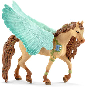 Schleich | Bayala ~  Decorated Pegasus Stallion