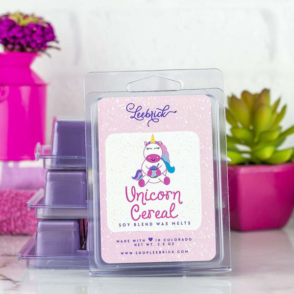 Leebrick - Unicorn Cereal Wax Melts