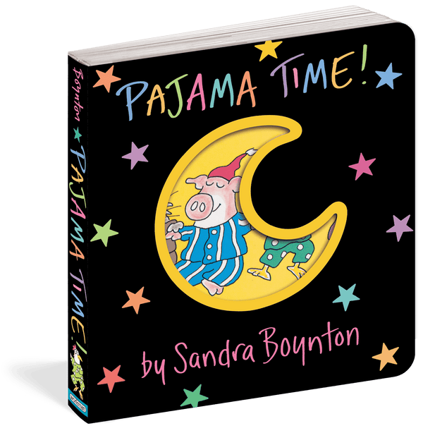 Board Book | Pajama Time