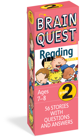 Brain Quest | 2nd Grade Reading Q&A Cards