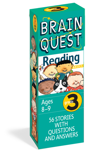 Brain Quest | 3rd Grade Reading Q&A Cards