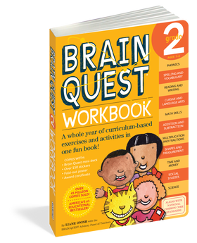 Brain Quest | Workbook ~ 2nd Grade
