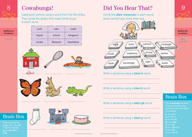 Brain Quest | Workbook ~ 3rd Grade