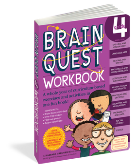 Brain Quest | Workbook ~ 4th Grade