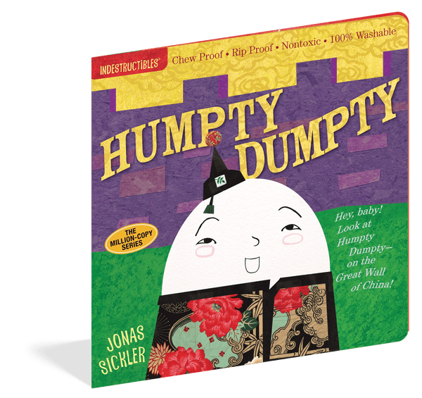 Indestructibles Books | Humpty Dumpty