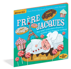 Indestructibles Books | Frere Jacques