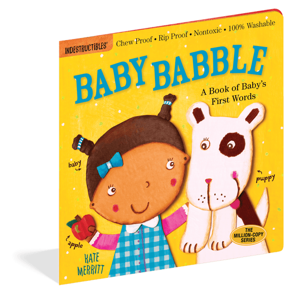 Indestructibles Books | Baby Babble