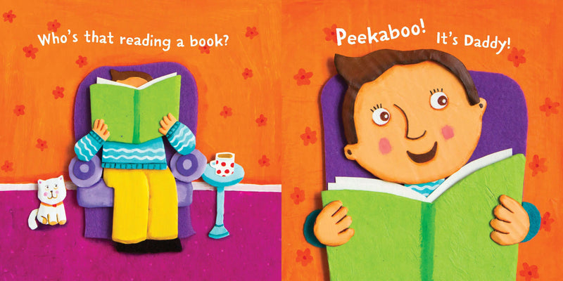 Indestructibles Books | Baby Peekaboo