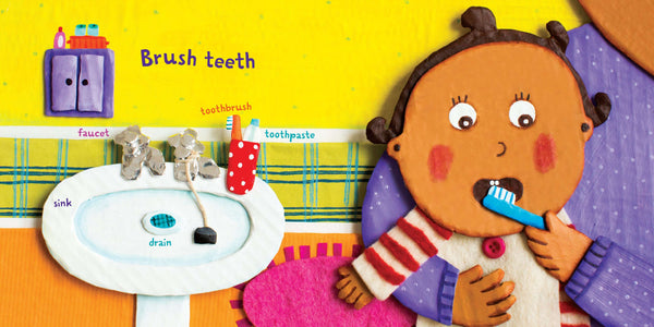 Indestructibles Books | Baby Night-Night