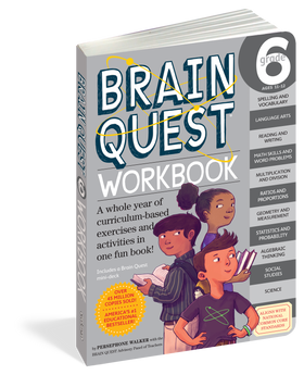 Brain Quest | Workbook ~ 6th Grade