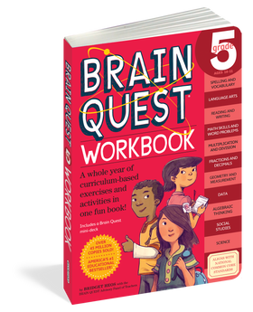 Brain Quest | Workbook ~ 5th Grade