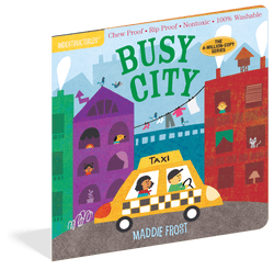 Indestructibles Books | Busy City
