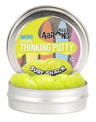 Crazy Aaron's Thinking Putty |  Mini Speckle ~ Surf Shack