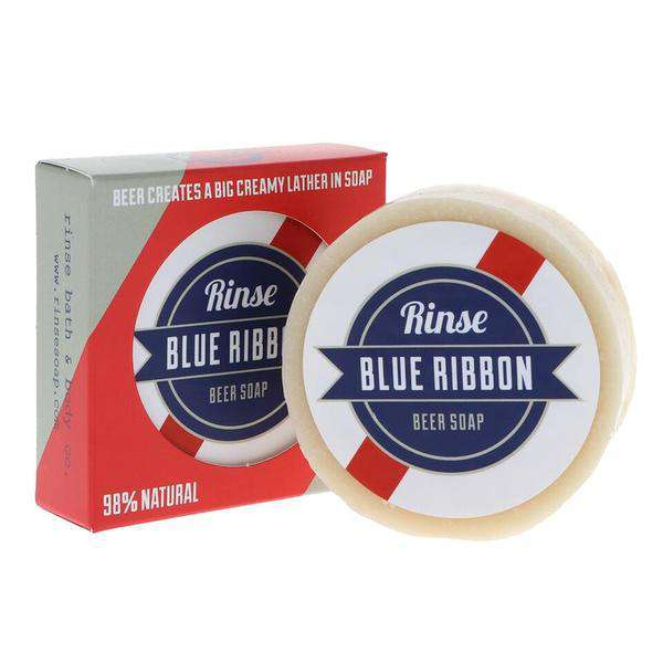 Rinse Bath Body Inc | Beer Soap ~ Blue Ribbon