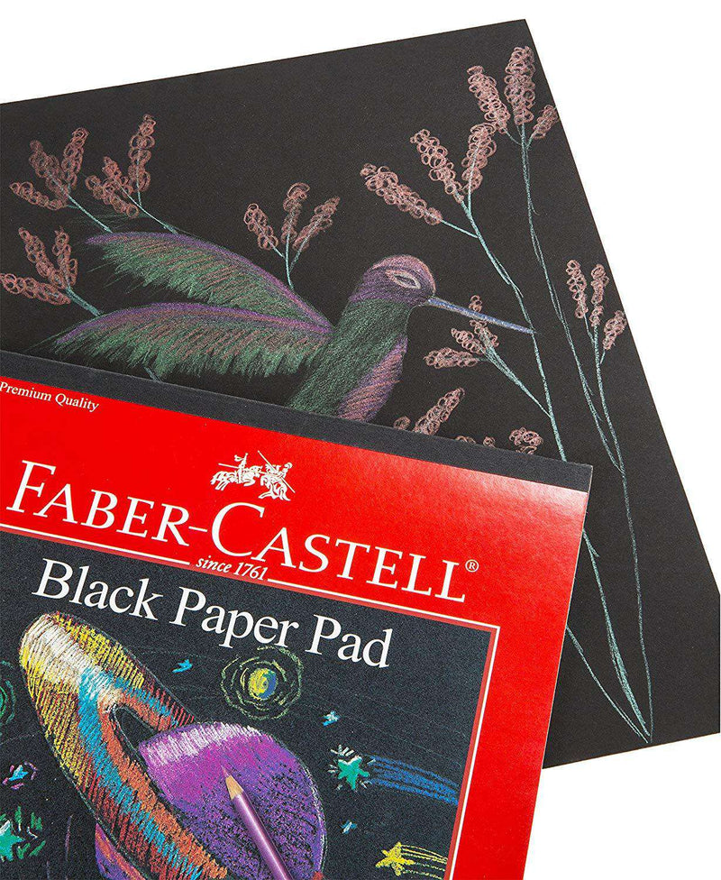 Faber - Castell | Black Paper Sketch Pad