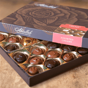 Abdallah Chocolate ~ Assorted Creams