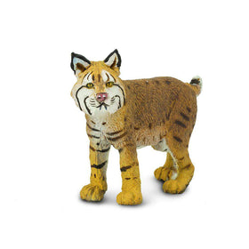 Safari LTD | Wild Safari North American Wildlife ~ BOBCAT
