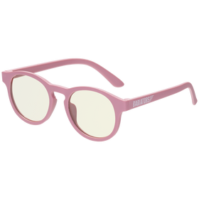 Babiators | Screen Savers Blue Light Glasses : Pretty In Pink Keyhole
